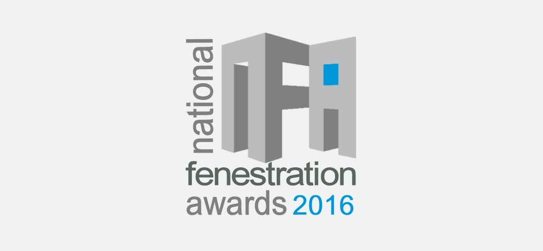 National Fenestration Awards 2016