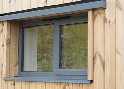 60mm Casement Windows