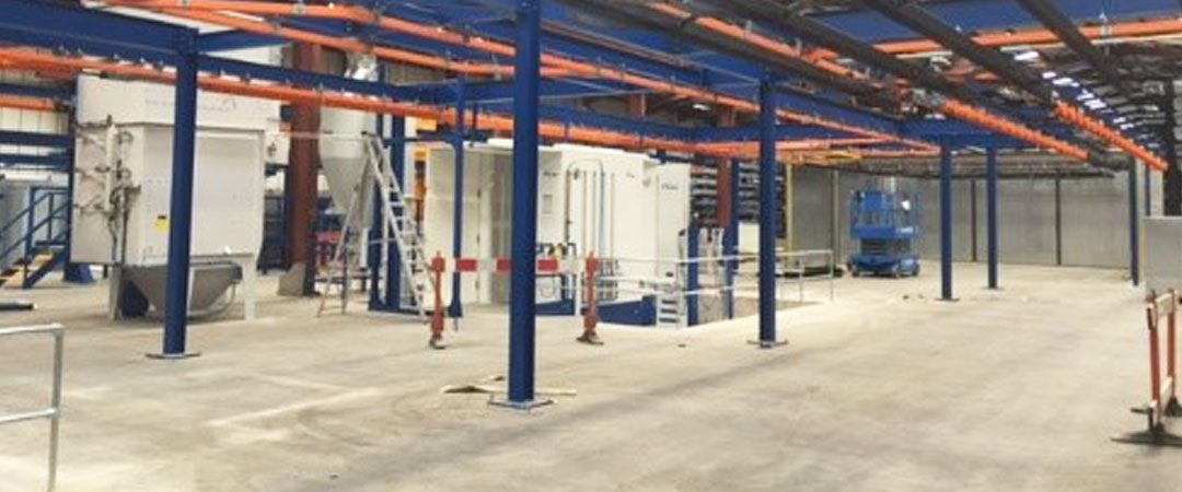 The Benefits of an In-House Powder Coating Facility