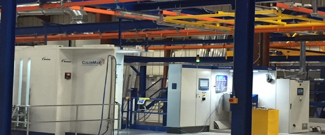 In-House Powder Coating Facility Offers Greater Flexibility