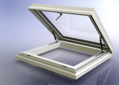 Thermal Flat Rooflight System